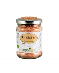 Hot Chilisalt - Ekologiskt