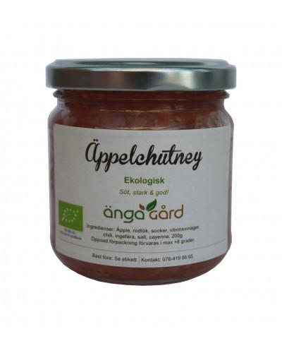 Äppelchutney - ekologisk, 200g