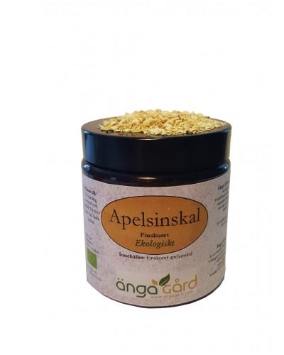 Apelsinskal, finskuret