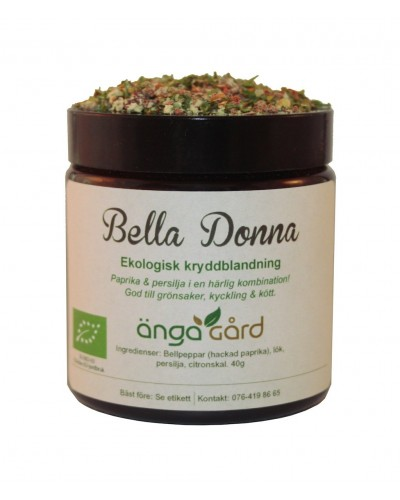 Bella Donna - Ekologisk