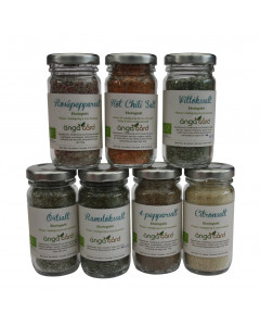 Stora saltpaketet - Ekologiskt